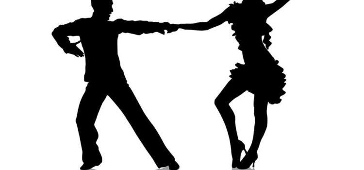 Figure danzanti vector